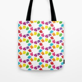 I Just Really Love Rainbows Tote Bag