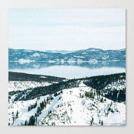 Squaw Canvas Print
