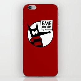 EME - Color iPhone Skin