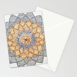 Rangoli 3 Stationery Cards