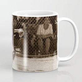 Hold Him Off Coffee Mug
