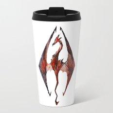 Skyrim Alduin Travel Mug