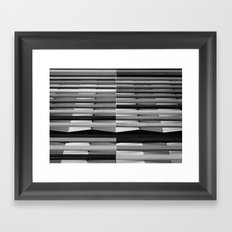 Intersections 1 Framed Art Print