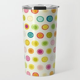 circle spot cream Travel Mug