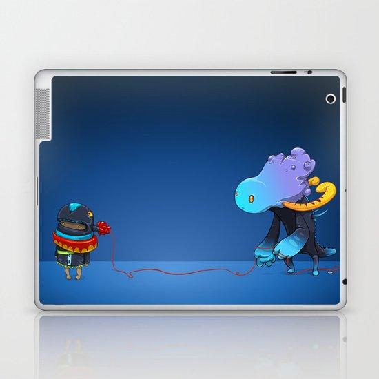Thread Troll Laptop & iPad Skin