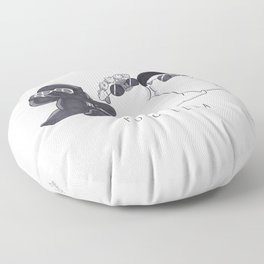 PUGCHELLA Floor Pillow