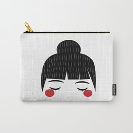 Red blush Carry-All Pouch