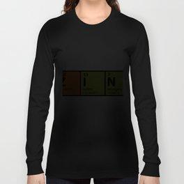 Bazinga Periodical Long Sleeve T-shirt