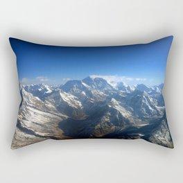 Ocean of Mountains Rectangular Pillow