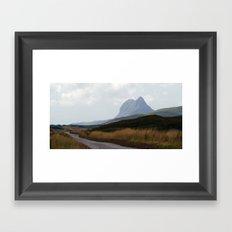 Suilven Framed Art Print