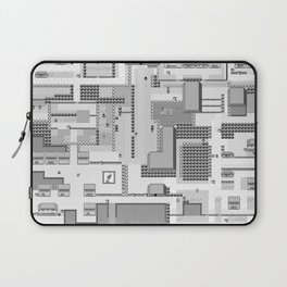Gamers Have Hearts - Classic Safari Laptop Sleeve