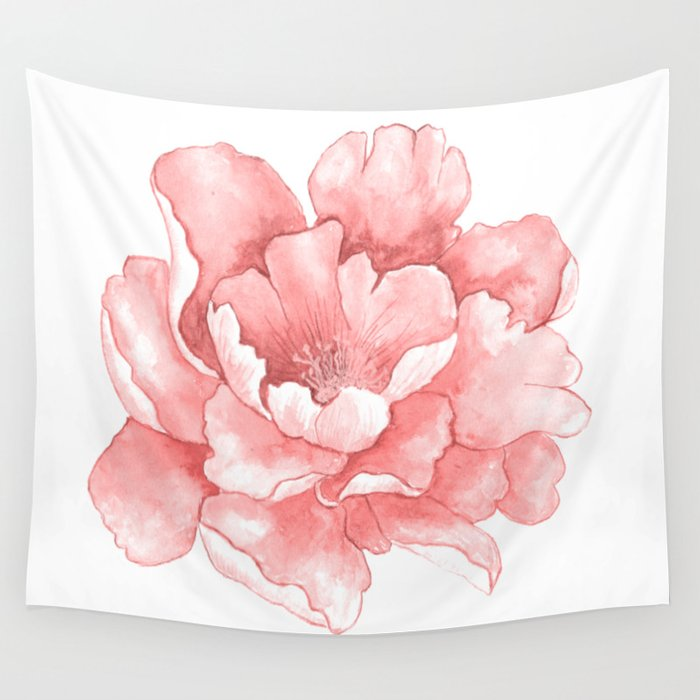 Beautiful Flower Art 21 Wall Tapestry