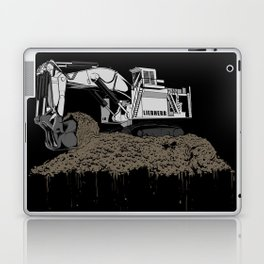 Excavation Laptop & iPad Skin