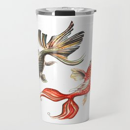 koi-fish Travel Mug