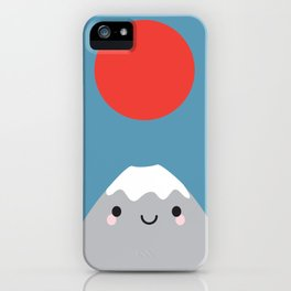 Mt Fuji iPhone Case
