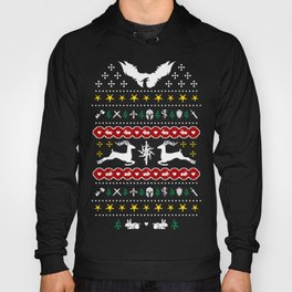 NUGly Christmas Sweater Hoody
