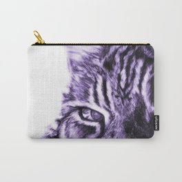 Truffle (Purple) Carry-All Pouch