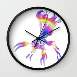 Ichnuemon 4 Wall Clock