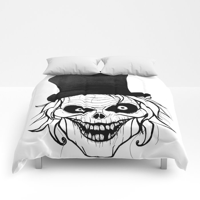 The Hatbox Ghost Comforters By Cutielamerr Society6