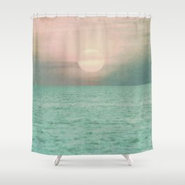 SEASCAPE 1 Shower Curtain