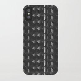 Burnt Out Noir iPhone Case
