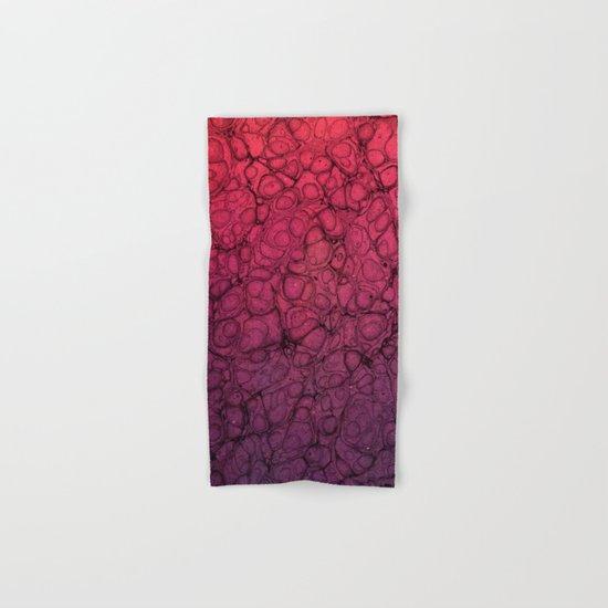 Pink Pattern 56 Hand & Bath Towel