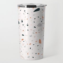 Terrazzo + Copper Travel Mug