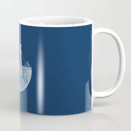 Space walk Coffee Mug