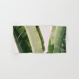Banana Leaf #1 Hand & Bath Towel