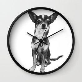 NIC Wall Clock