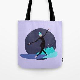 Wave Dancer Tote Bag