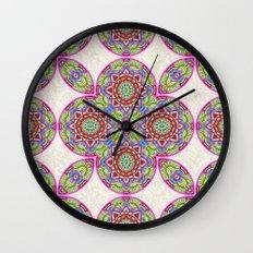 Life's a Joy!!  Wall Clock
