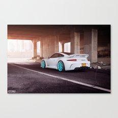 Porsche 991 Canvas Print