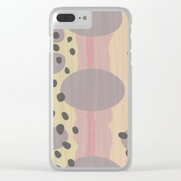 Redband Trout Clear iPhone Case