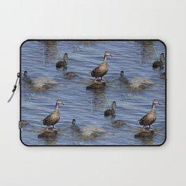 Eider pattern Laptop Sleeve