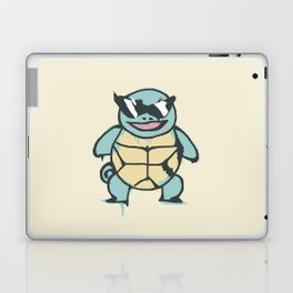 Ash's Squirtle (Squirtle Squad Leader) Laptop & iPad Skin