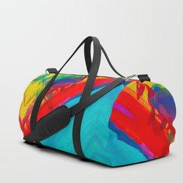 African Sunset Duffle Bag