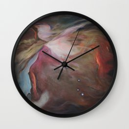 Pantha Rei Wall Clock