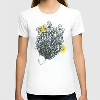 fireworks T-shirts featuring Fireworks by myesaeed