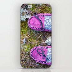 mossy dreams iPhone & iPod Skin