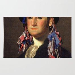 Boy George Washington Rug