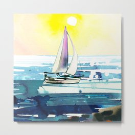 Seascape #7 Metal Print