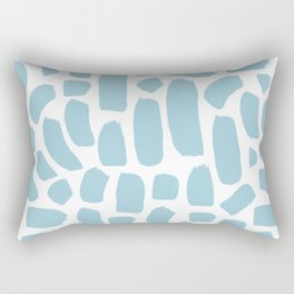 Brush strokes pattern #17 Rectangular Pillow