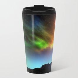 Fantasy Skies Metal Travel Mug