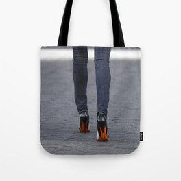 Excess Orange Tote Bag