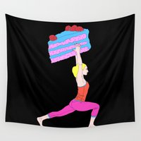 balance Wall Tapestries featuring Balance by Tyler Spangler