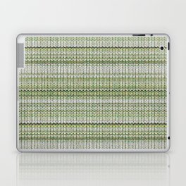 Cactus Garden Knit 3 Laptop & iPad Skin