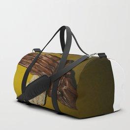 """Bijoux Makooloka """"l'envolée du cheval rouge"""" Duffle Bag"""