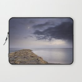 The way to the moon Laptop Sleeve