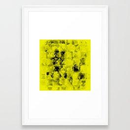 Alpha Framed Art Print